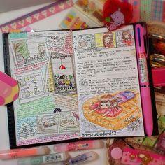 kawaii diary - Pesquisa Google