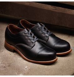 Watson 1000 Mile Oxford - Men's - Casual Boots - W00281   Wolverine. HOLY SHIT THESE ARE BEAUTIFUL, but $345?