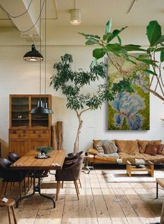 Home Interior Design, Interior Decorating, Interior Design Photography, Green Home Design, Mid Century Interior Design, Vintage Interior Design, Design Interiors, Living Room Decor, Living Spaces