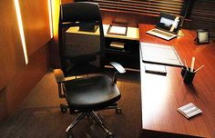 Escritório em casa - http://www.dicasdecoracao.com/escritorio-em-casa/