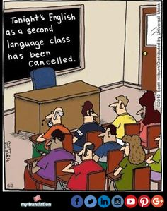 It's obviously a beginner's course. #languagelearning #languages #ESL #english www.mytranslation.com