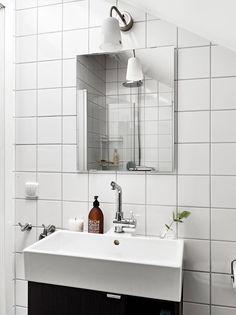 Amenajare scandinavă într-o mansardă de 50 m²