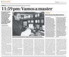 Crónica de los últimos minutos de la transmisión de RCTV. Publicado el 28 de mayo de 2007.