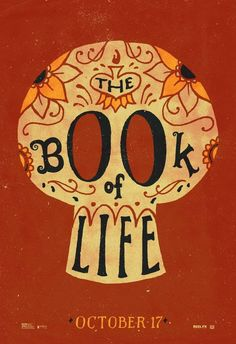 Book Of Life The Movie Poster 24inx36in
