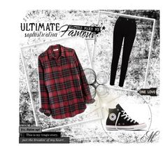 """""""..."""" by tanichka03 on Polyvore featuring EAST, Madewell, Converse and WALL"""