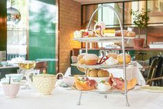 The Hari's new Italian Afternoon Tea will be served during and beyond #AfternoonTeaWeek