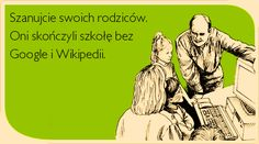MĄDRE... Keep Smiling, E Cards, Motto, I Laughed, Lol, Humor, Memes, Funny, Heart