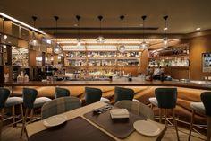 Operetta restaurant by Mas Studio Limited, Hong Kong » Retail Design Blog