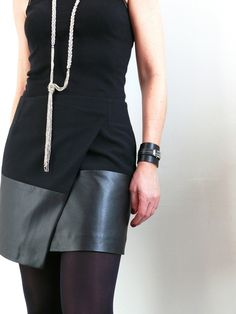 DIY Asymetric Skirt - FREE Sewing Tutorial. Nx