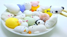 Mochi Animals Stretchy Squishy Squeeze