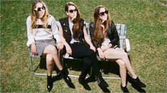I wish I had sisters so I could start a girl band too.