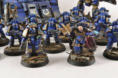 Ultramarines by Ayden Ferrante‎