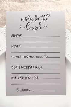 Bridal Shower Planning, Wedding Planning, Bridal Shower Checklist, Printable Bridal Shower Games, Bridal Shower Advice, Wedding Checklists, Wedding Shower Activities, Cute Wedding Ideas, Summer Wedding Ideas
