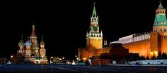 """500px / Photo """"Red square"""" by Alexey Borodin"""