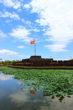 Ancient Citadel, Hue, #Vietnam Photo credit: Matt Hardie #Miessence #CertifiedOrganic