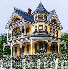 Victorian Cottage Plans Victorian Windows Folk Victorian Architecture