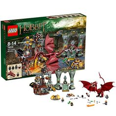 LEGO The Hobbit 79018: The Lonely Mountain LofTR and Hobbit http://www.amazon.co.uk/dp/B00I4IZ4A6/ref=cm_sw_r_pi_dp_fB1Cub0JT7G1T