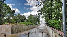 Szolnok Sétáló híd 1
