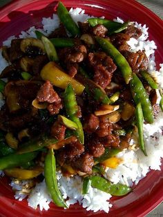 Mongolian Beef with Vegetables - Dairy & Gluten Free #food #recipes
