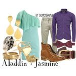 Polyvore Link - to find the clothes on DisneyBound