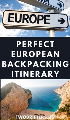 Trying to figure out where to go backpacking in Europe? Voila! Here is your perfect European backpacking itinerary. This will give you two months in Europe and includes some of the best cities to visit in Europe as well as tips for your backpacking budget and much more. Backpacking Europe, Europe Travel Tips, Backpack Through Europe, Europe On A Budget, Ways To Travel, Cheap Travel, Best Cities, Where To Go, Real Life