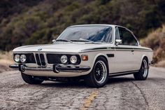 There's Nothing Quite Like A BMW 3.0 CS With Hidden Superpowers - Petrolicious