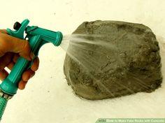 Image titled Make Fake Rocks with Concrete Step 12