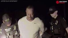 Dash cam footage of Tiger Woods' DUI arrest released
