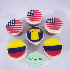 Cupcakes Colombia &USA by Dulcepastel.com, Tortas en Envigado, Tortas en Medellín, Cupcakes en Envigado, Cupcakes en Medellín Cupcakes, Cake Ideas, Buffet, Sugar, Cookies, Desserts, Food, Art Cakes, Pastries