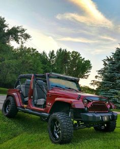 Let's have some fun and Buy A JEEP Together!