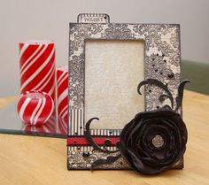 Twilight Frame #Craft #DIY #Twilight