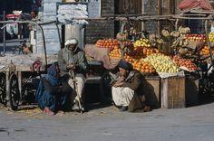 Kabul, Afghanistan. Market....
