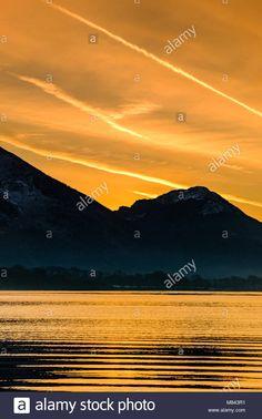 Stock Photo - Golden Dawn, Bassenthwaite Lake, the Lake District, Cumbria, UK Bassenthwaite Lake, Cumbria, Lake District, Dawn, Vectors, Illustrations, Stock Photos, Mountains, Nature