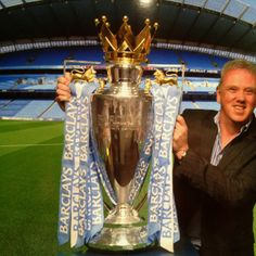 Hands on the EPL trophy, SEM again next year please!