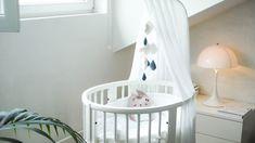 Stang inn!   Jenny Skavlan Cribs, Diy And Crafts, Bed, Furniture, Home Decor, Cots, Decoration Home, Bassinet, Stream Bed