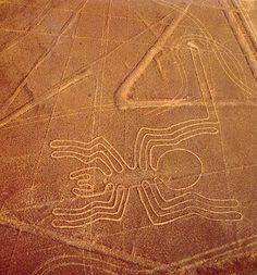 The Nazca Lines, Nazca Desert, Peru