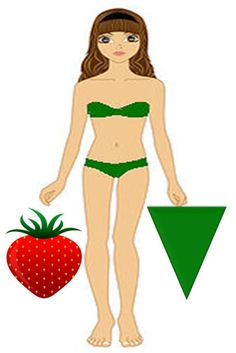 #InvertedTriangle Type - Watch the blog of What's Happening, Cate? behind this pin, because there are more examples! #Strawberry #BodyShape #InvertedTriangleBodyShape #WHCate #WHC