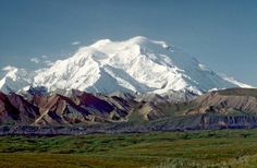Denali is the highest mountain peak in North America, with a summit elevation of 20,237 feet (6,168 m) above sea level. At some 18,000 feet (5,500 m), the base to peak rise is considered the largest of any mountain situated entirely above sea level. Located in the Alaska Range in the interior of US state of Alaska, it is the centerpiece of Denali National Park and Preserve. It's the  3rd highest of the Seven Summits.
