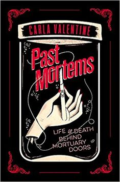 Read extracts of my book 'Past Mortems: Life and death behind mortuary doors' here on Amazon and even hear the audiobook! : Amazon.co.uk: Carla Valentine: 9780751565324: #PastMortems