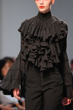 Gareth Pugh love this blouse