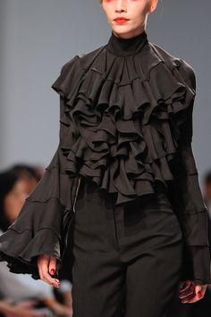 Gareth Pugh love this blouse