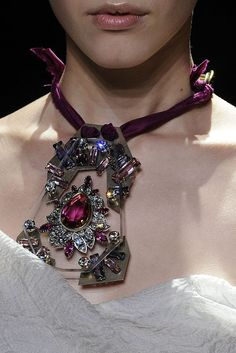 Lanvin Spring 2009 Ready-to-Wear Fashion Show Details