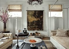 Westchester County New York decorator/interior designer Laurel Bern shares the top 20 or so interior designers she would hire...