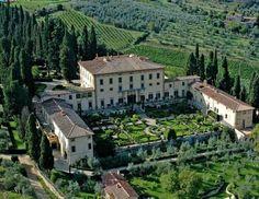 Giardini Poggio Torselli - San Casciano val di Pesa - Firenze