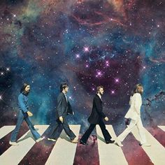 Universe Abbey Road *~*