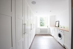 MJ: this what i want in the laundry but different doors.  Ikea Laundry Room Design Ideas, Pictures, Remodel, and Decor
