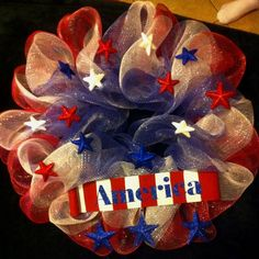 4th of July wreaths | 4th of July wreath
