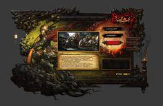 ArtStation - ASURA Online concept works, yang qi917