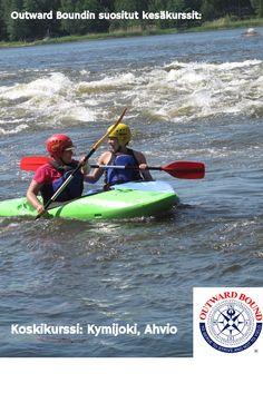 Koskimelonnan ABC ja E - Outward Bound Finland Finland, Boat, Sports, Hs Sports, Dinghy, Boats, Sport, Ship