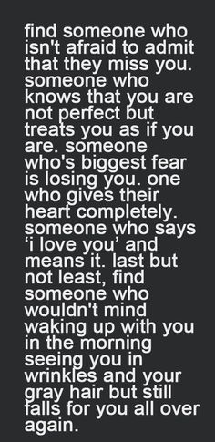 Love- I had to kiss my boyfriend after reading this. He is perfect